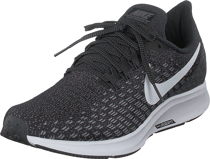 buy online 1b071 c43da Nike - Air Zoom Pegasus 35 Black white-gunsmoke-oil Grey