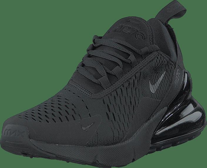 Women's Air Max 270 Shoe Black/black-black