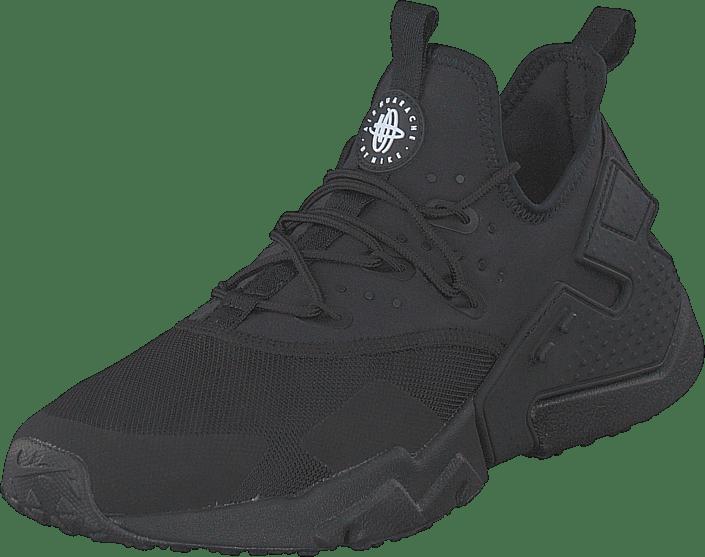Men's Air Huarache Drift Shoe Blackwhite