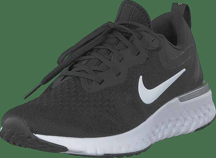 Nike - Glide React Black/white-wolf Grey