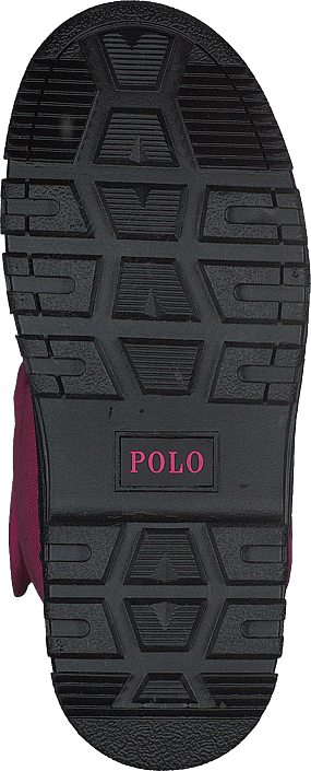Ralph Lauren Junior - Hamilten Ii Ez Baja Pink Nylon W/ Navy Pp