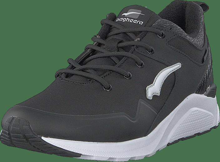 Sneakers Black Kjøp white Bagheera Online Sorte Pulse Sko x8Aq7g8