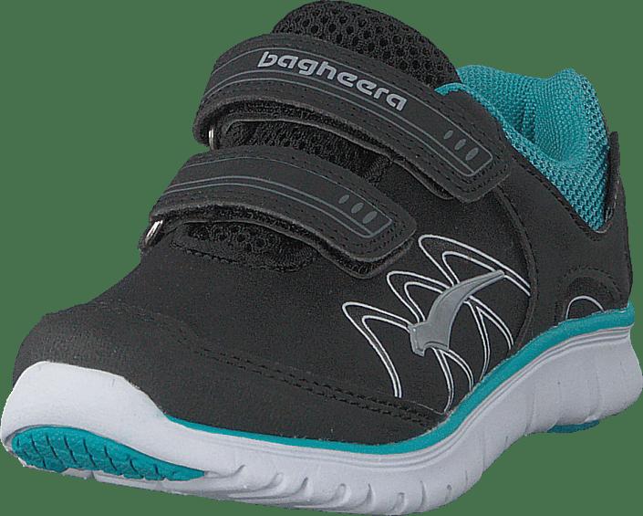 Bagheera - Micro Black/turquoise