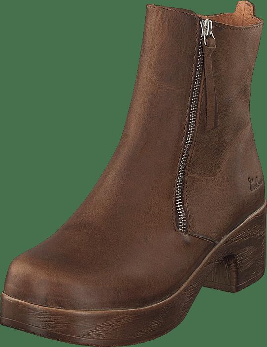 Calou - Moa Vintage Nubuk Brown