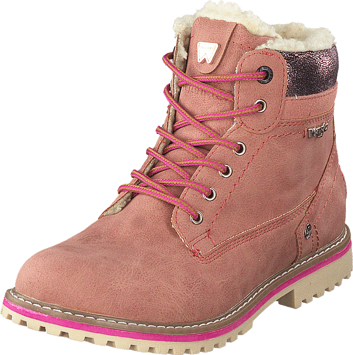 1920b074a0957 Buy Wrangler Creek Girl Winter Rose pink Shoes Online | FOOTWAY.co.uk