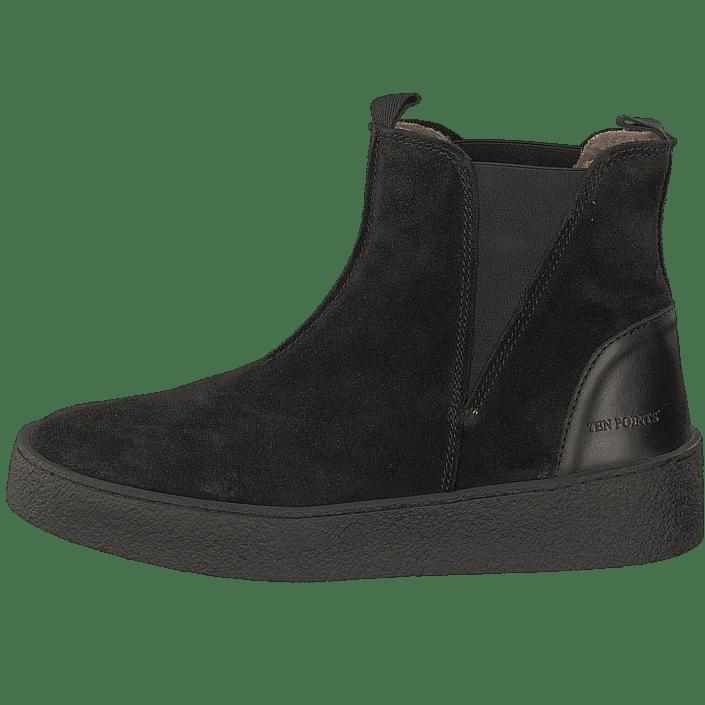 79 Online 60097 Og Støvler Køb Boots Black Sorte Johanna Points Sko Ten 4HOOFqYUPw