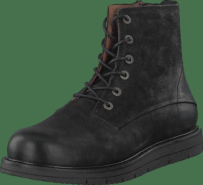 Sorte 60097 Black Online Og Køb Ten Boots Points Støvler 84 Sko Carina wqnvv6IUf