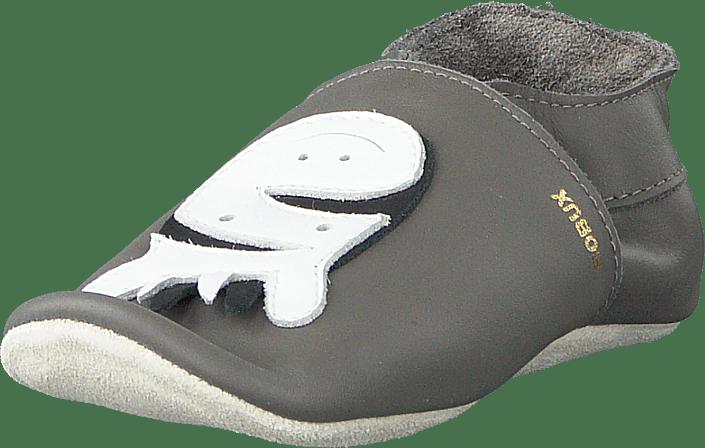 Bobux - Zebra Grey