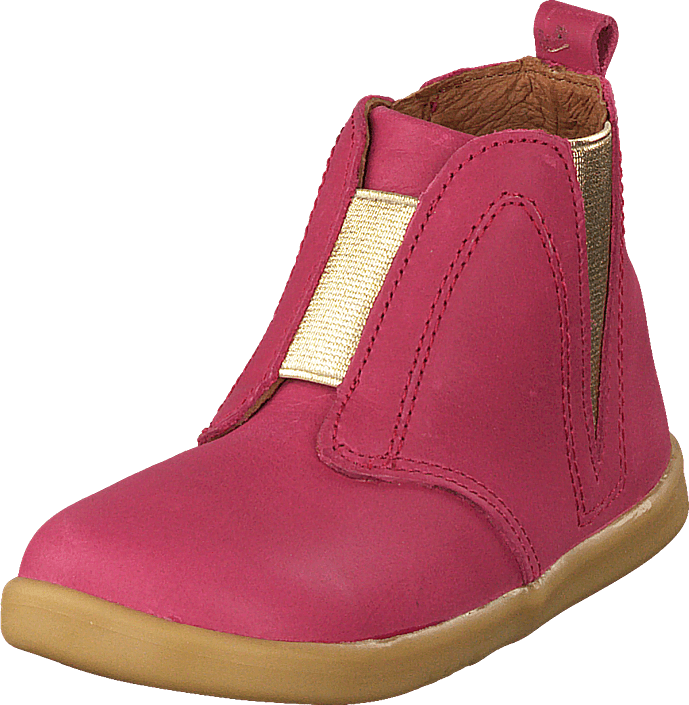 Buy Bobux Iw Signet Boot Dark Pink pink Shoes Online  d98076c132