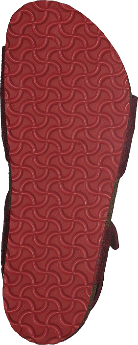 Birkenstock - Rio Regular Birko-flor Lace Rouge