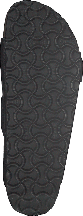 Birkenstock - Arizona Slim Leather Washed Metallic Antique Black
