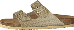 Osta. Birkenstock - Arizona Regular Birko-flor Magic Snake Gold 0d052146f9