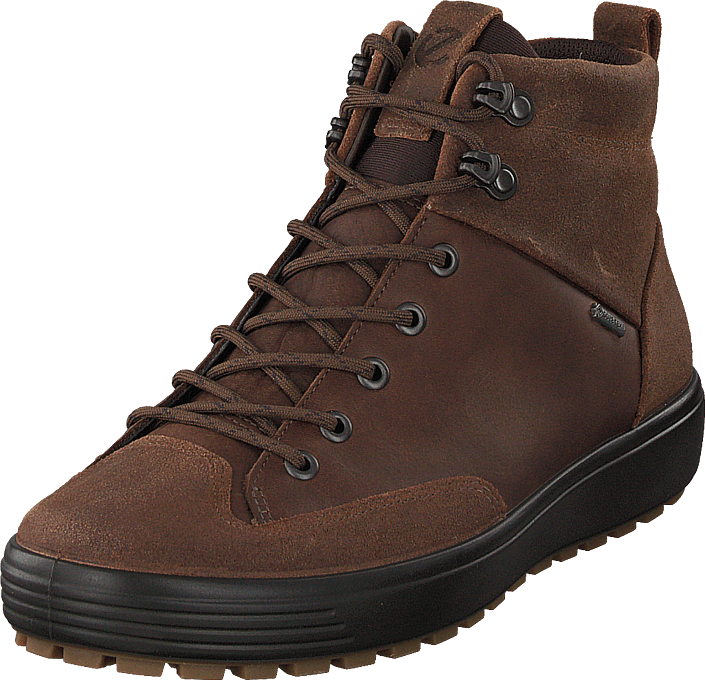Ecco - Soft 7 Tred Cocoa Brown