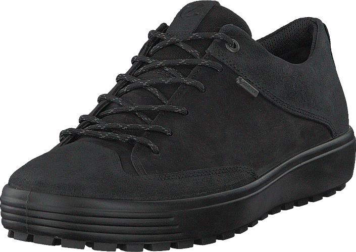 Buy Ecco Soft 7 Tred Black Shoes Online