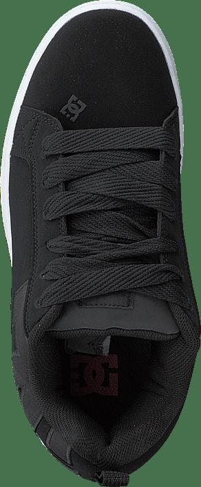 Kjøp Dc Shoes Court Graffik Se Black Camo Sko Online