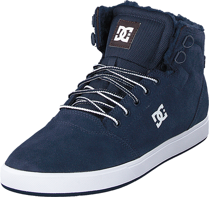 DC Shoes - Crisis High Wnt Navy/khaki