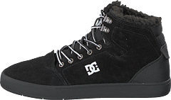 DC Shoes - Crisis High Wnt Black white black 69054cf81e