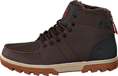 Woodland Shoe Brown/green/black