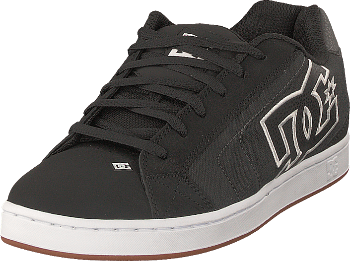 DC Shoes - Net Se Black/herringbone