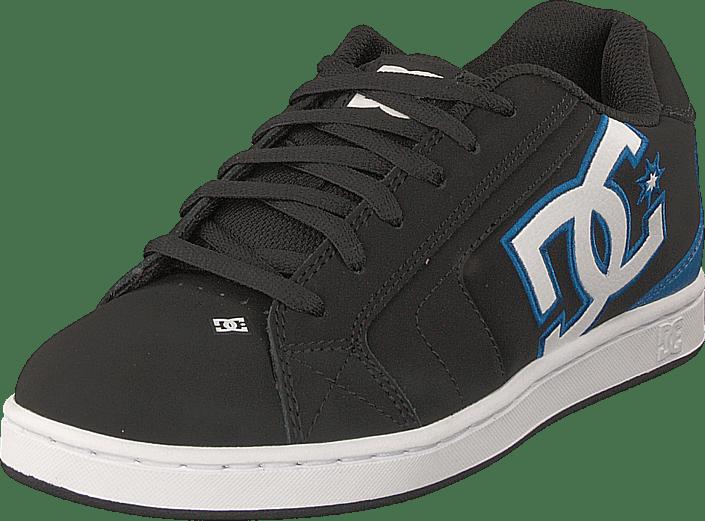 DC Shoes - Net Black/black/blue