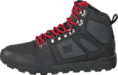 Pure High-top Wr Boot Black/grey/red