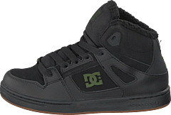 Pure High-top Wnt Black/black/green