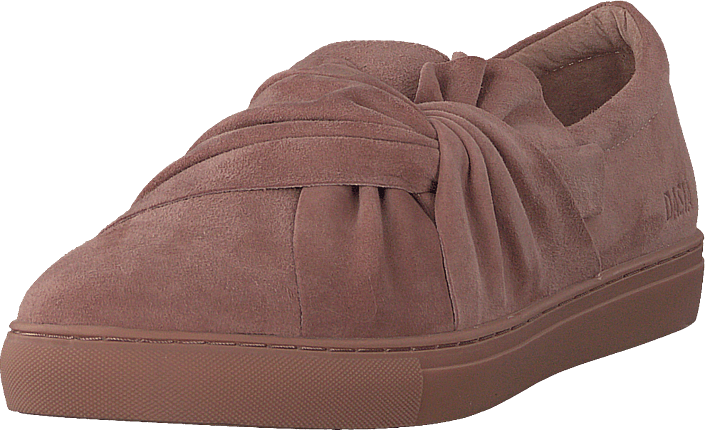 Dasia - Daylily Slip-on Bow Pink/pink