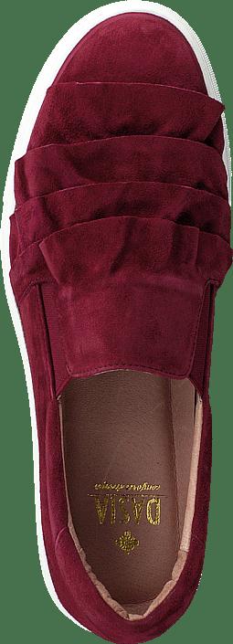 Frill Flade Dasia Sko Bordeaux Køb 52 60099 Online Starlily Røde 0OwEq61q
