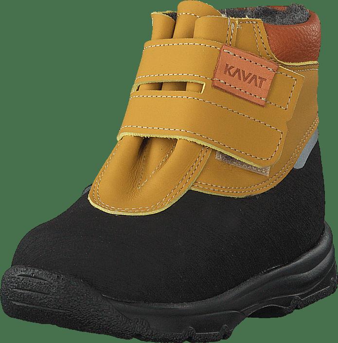 b63b04c1929 Buy Kavat Yxhult Xc Mustard brown Shoes Online | FOOTWAY.co.uk