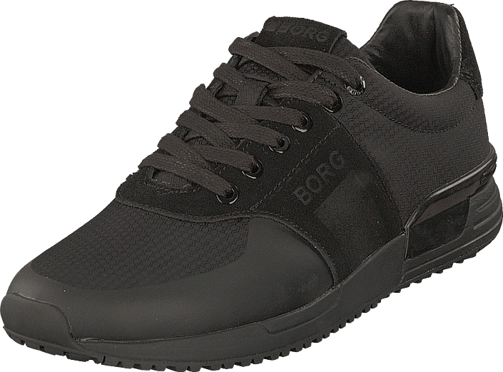 R106 Low Hex M Black-black