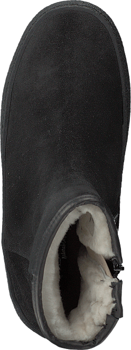 Kjøp Emma 495-1616 Wool Lining Black Sko Online