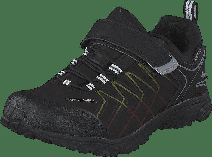 430-5055 Waterproof Black/red