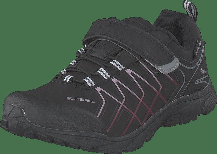 Gulliver - 430-5055 Waterproof Black/fuchsia