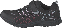 430-5055 Waterproof Black/fuchsia
