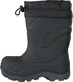 428-6932 Waterproof Woolmix Black