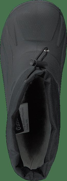 Gulliver - 428-6932 Waterproof Woolmix Black