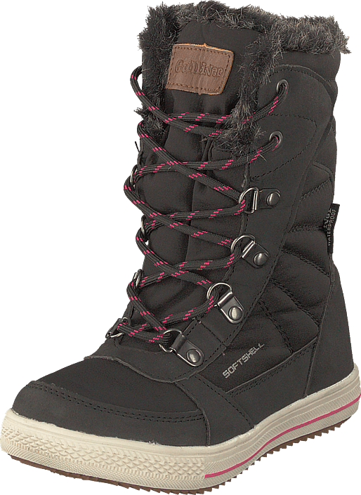 Gulliver - 430-1933 Waterproof Warm Lined Black/fuchsia