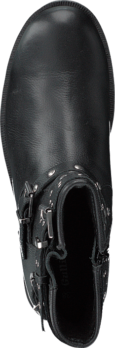451-0061 Warm Lined Leather Black