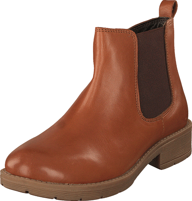 Gulliver - 451-5011 Warm Lined Leather Cognac