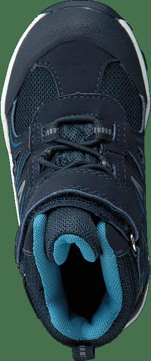 430-2387 Waterproof Warm Lined Navy Blue