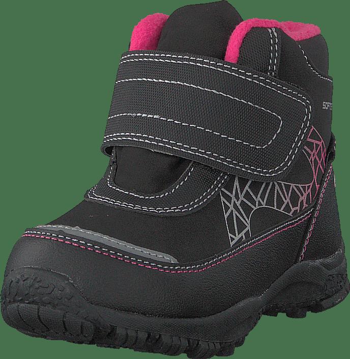 Gulliver - 430-2962 Waterproof Warm Lined Black/fuchsia
