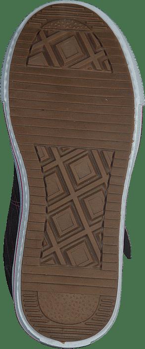 430-3042 Waterproof Warm Lined Black/fuchsia