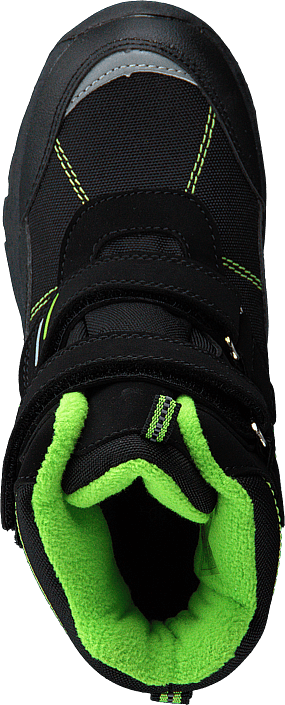 Gulliver - 430-9113 Waterproof Warm Lined Black/lime