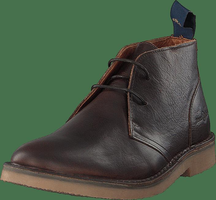 Henri Lloyd - Dover Boot Prime Dark Brown Dkb