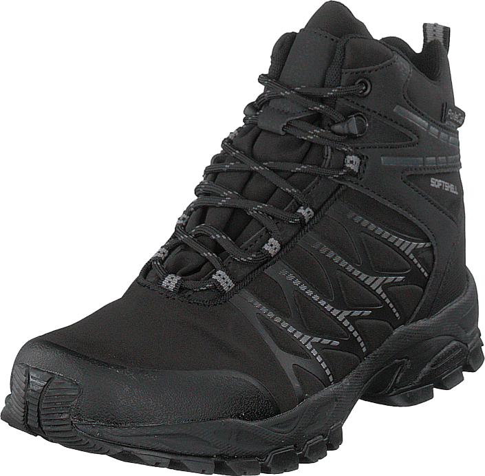 430-2382 Waterproof Warm Lined Black