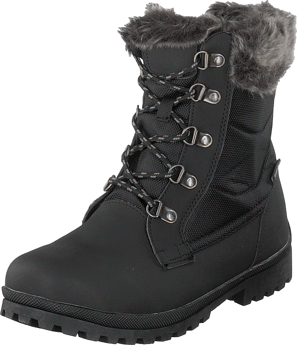 435-0908 Waterproof Warm Lined Black