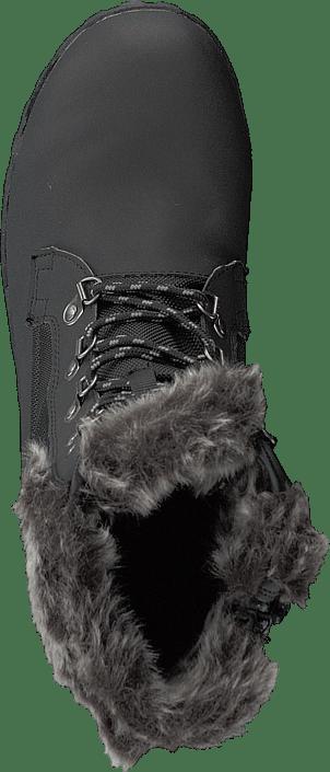 Kjøp Polecat 435-0908 Waterproof Warm Lined Black Sko Online