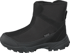 430-1031 Waterproof Warm Lined Black Ice-tech Studs