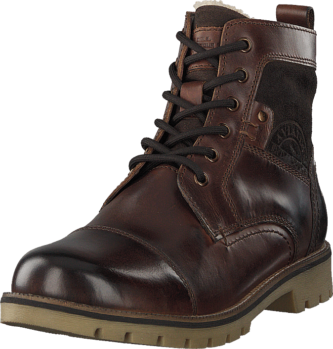 Senator - 451-5747 Premium Warm Lining Dark Brown
