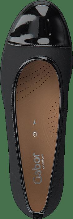 Sko Heels Gabor Calf Toledo 87 Black 471 Sorte Kjøp 96 Online Unvwx8RHH